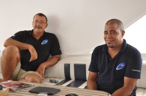 Ahmed and Ahmed - Dive guides 2015