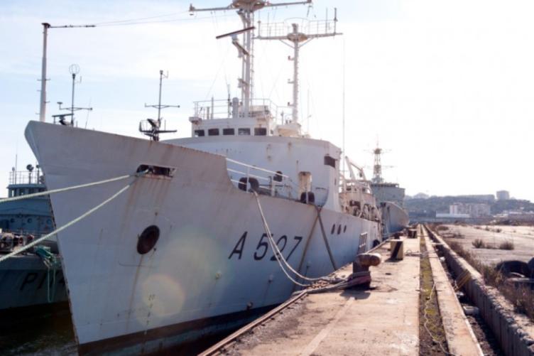 Hydrographic Ship Almeida de Carvalho