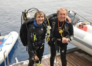 Richard and Paul Sept 2015