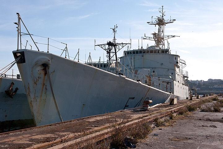 Hermenegildo Capelo before sinking