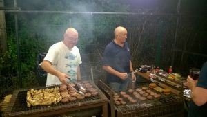 BBQ cooks