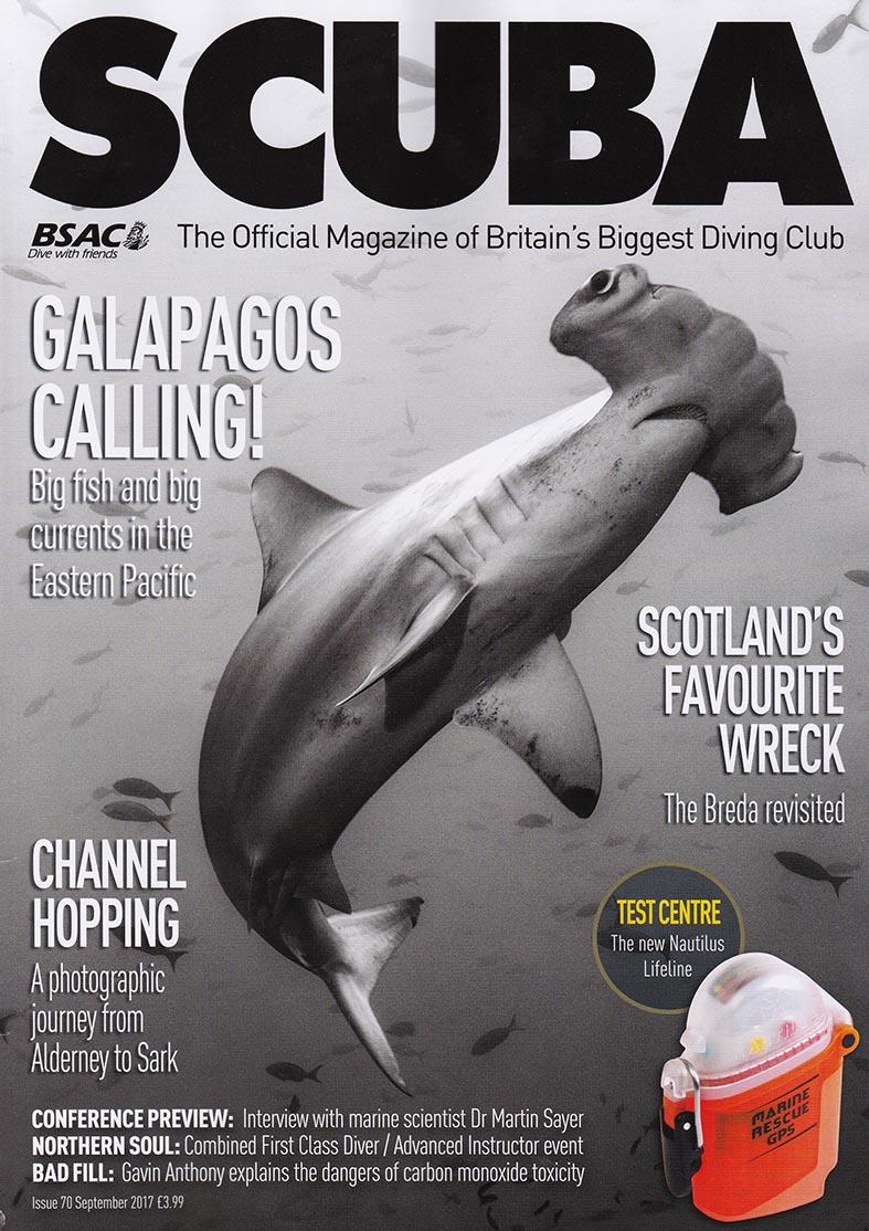 Galapagos Glamping Gang Make Headlines Again!