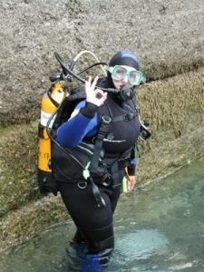 Newhaven Shore Dive