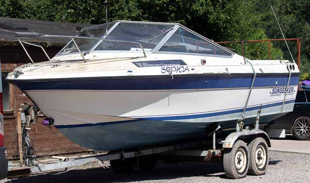 2 Chris D boat 2