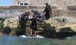 shore dive Malta